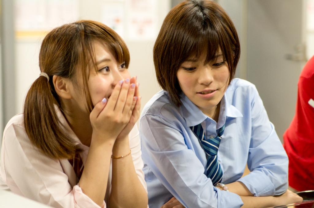 yuka & chiaki