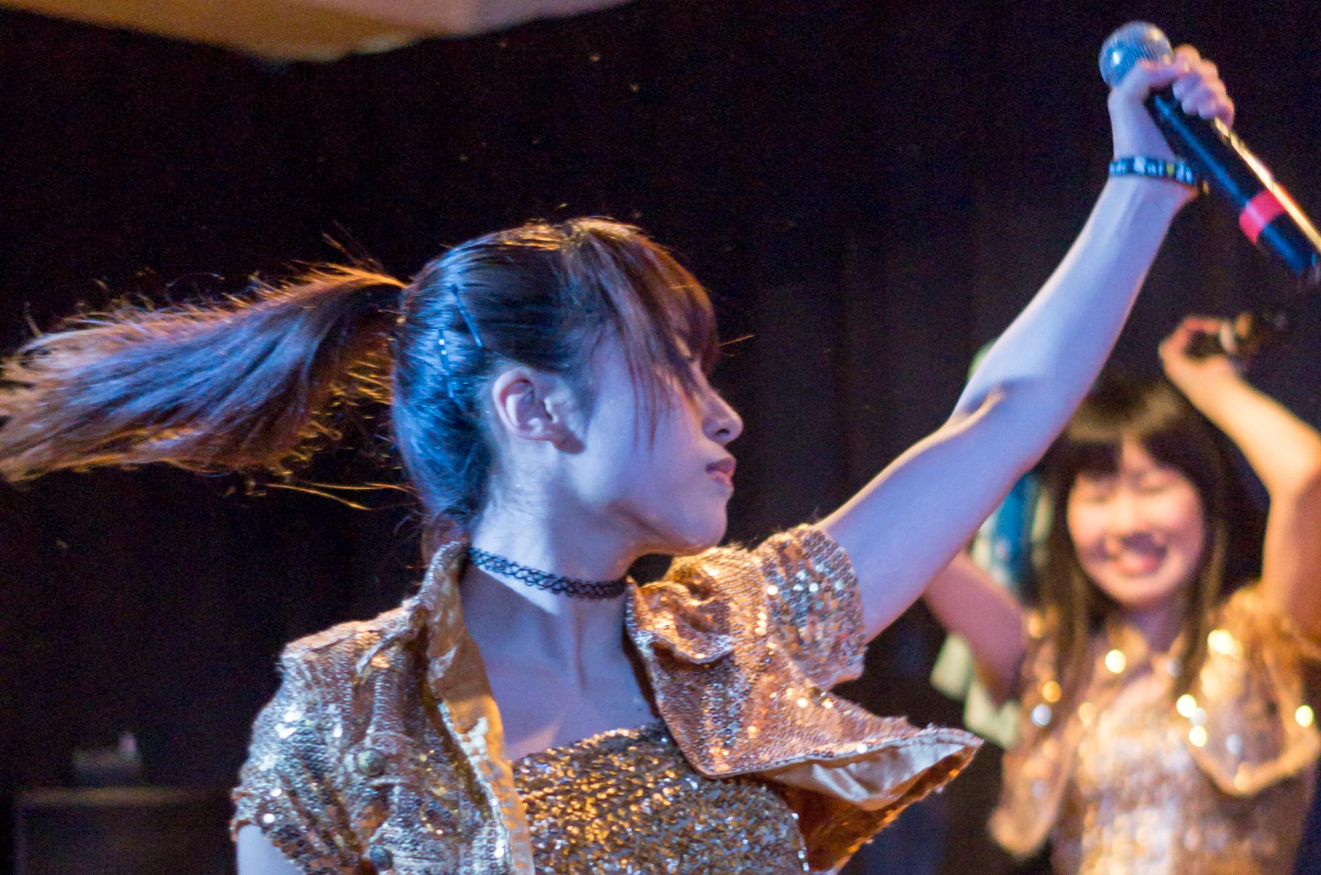 フルーティー♡ さい ( 北出彩 ) | ラブアンドロイドワンマンライブ告知イベント
