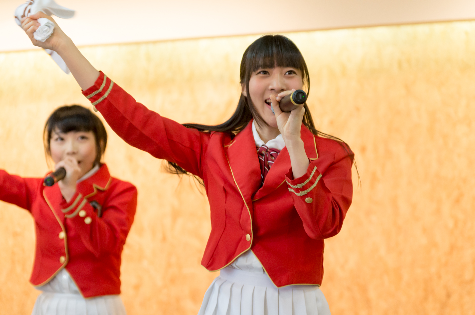 Teamくれれっ娘! 藤元志帆 | 苗の木Live&Party Vol.1