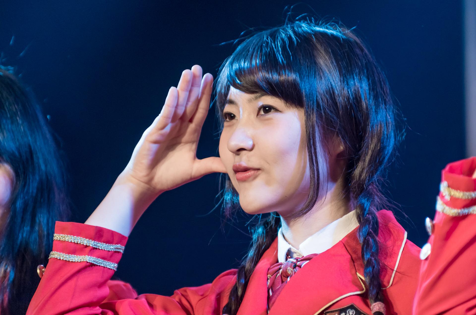 Teamくれれっ娘! 藤元志帆 | クレレコアイドル見本市