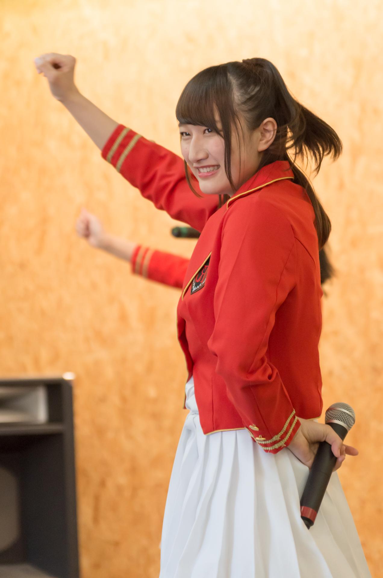 Teamくれれっ娘! 信野樹奈 | 苗の木Live&Party Vol.1
