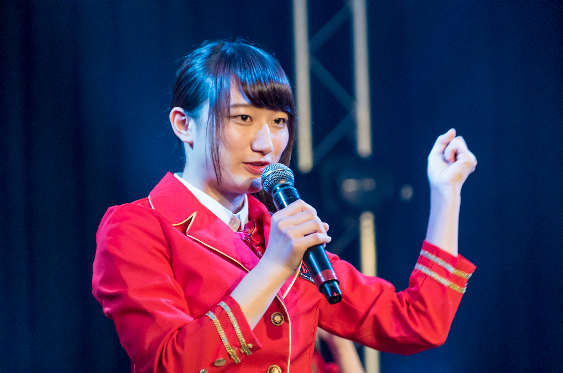 Teamくれれっ娘! 信野樹奈 | クレレコアイドル見本市