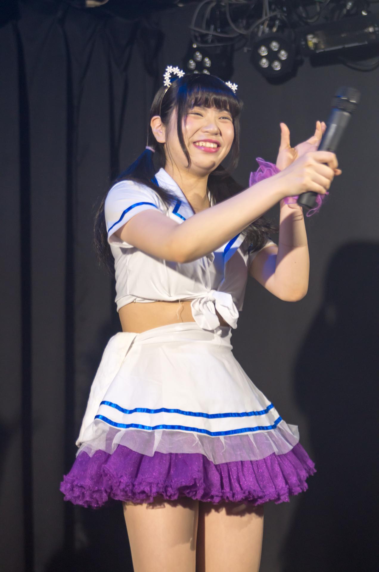 2代目HAPPY少女♪ きすみ ( 尾崎綺澄 ) | アイドルバスケットVol.33