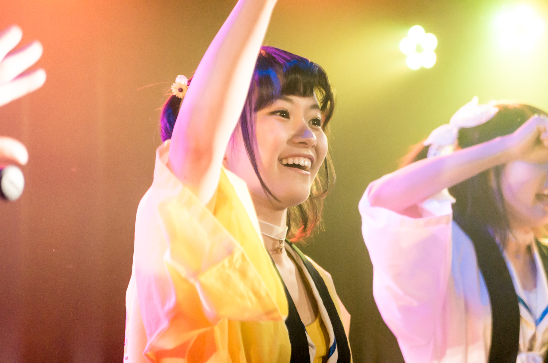 2代目HAPPY少女♪ みっちょ ( 本田みく ) | アイドルバスケットVol.33