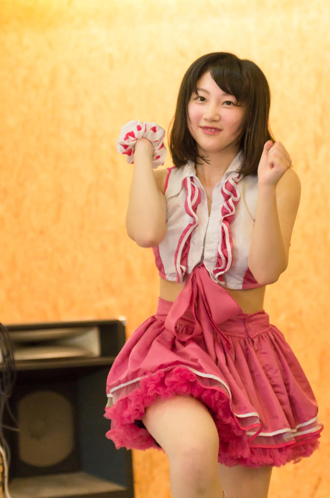 2代目HAPPY少女♪ きょうか ( 山田京佳 ) | 苗の木Live&Party Vol.1