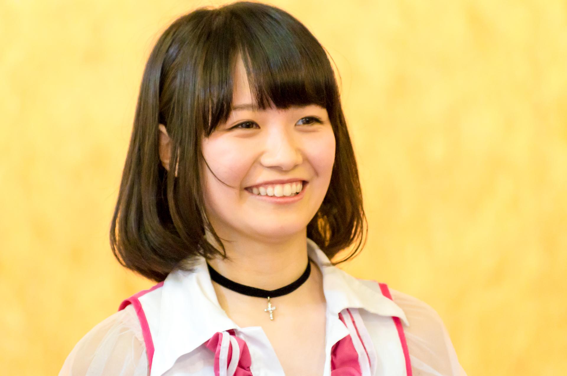2代目HAPPY少女♪ みっちょ ( 本田みく ) | 苗の木Live&Party Vol.1