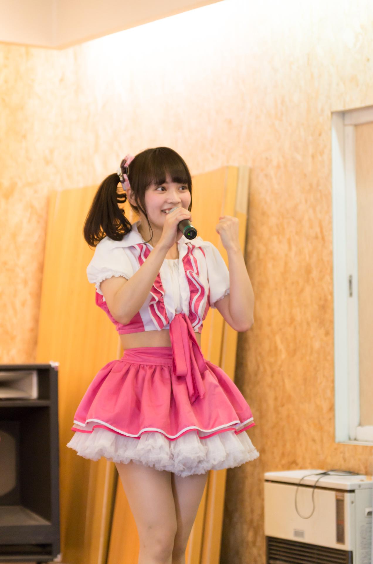 2代目HAPPY少女♪ ゆいな ( 宮崎ゆいな ) | 苗の木Live&Party Vol.1