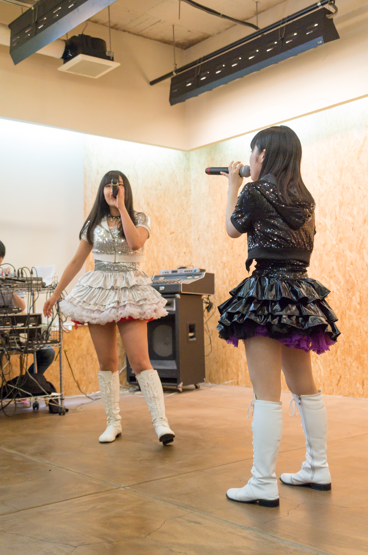 フルーティー♡ こりな & プりな | 苗の木Live&Party Vol.2