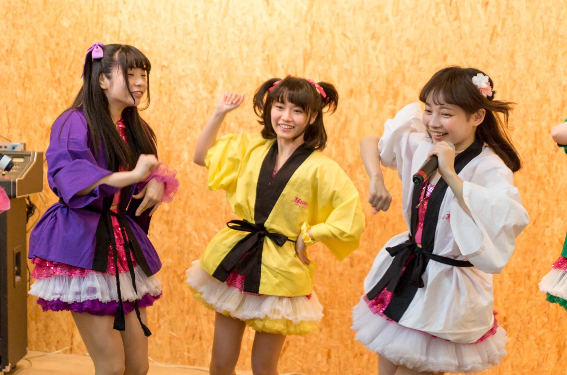 2代目Happy少女♪