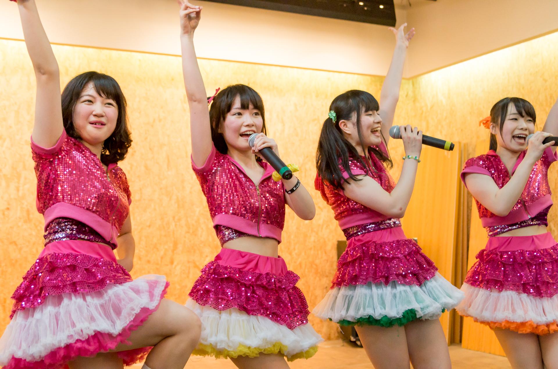 2代目Happy少女♪ | 苗の木Live&Party Vol.2