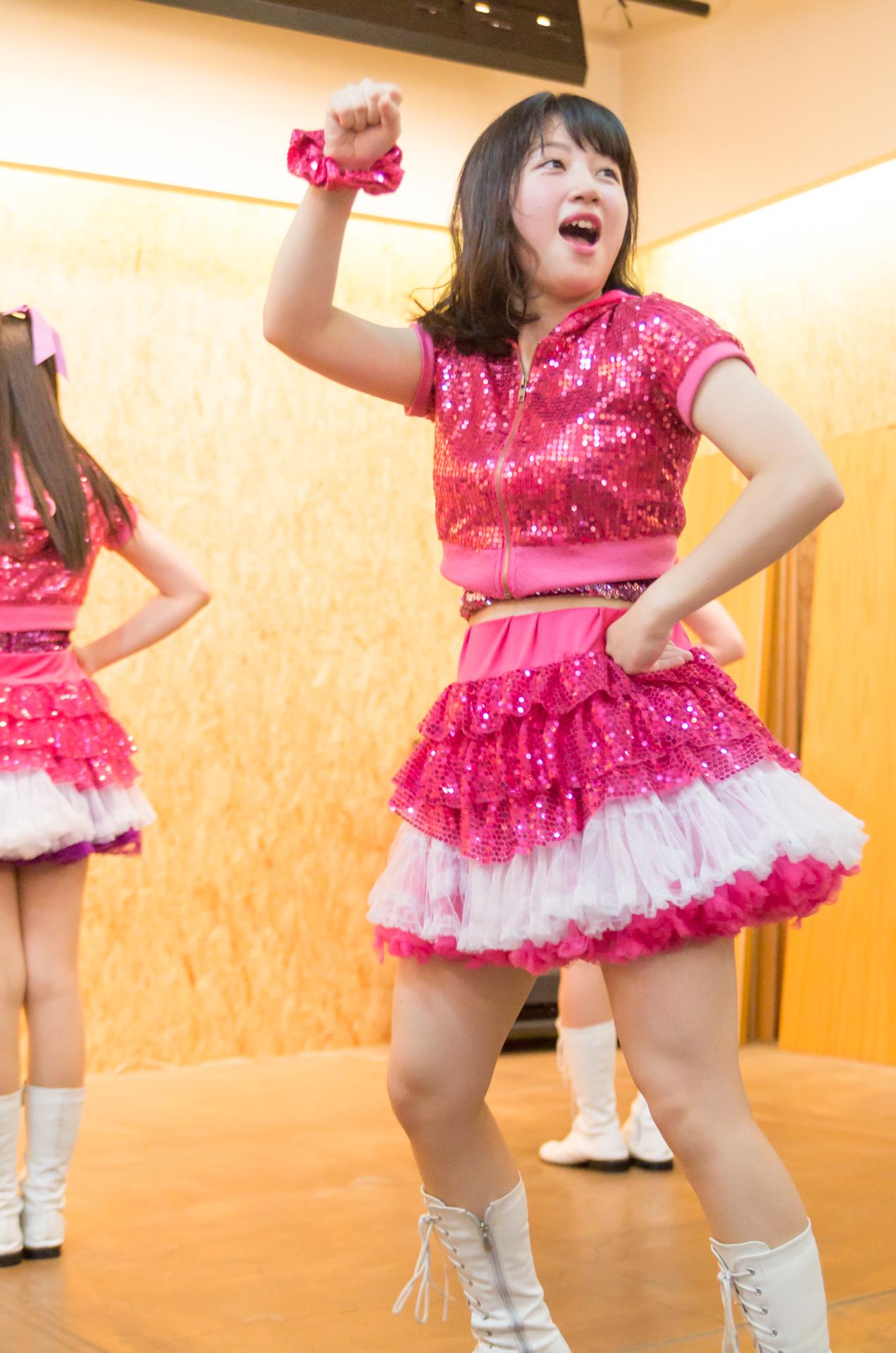 2代目Happy少女♪ きょうか ( 山田京佳 ) | 苗の木Live&Party Vol.2