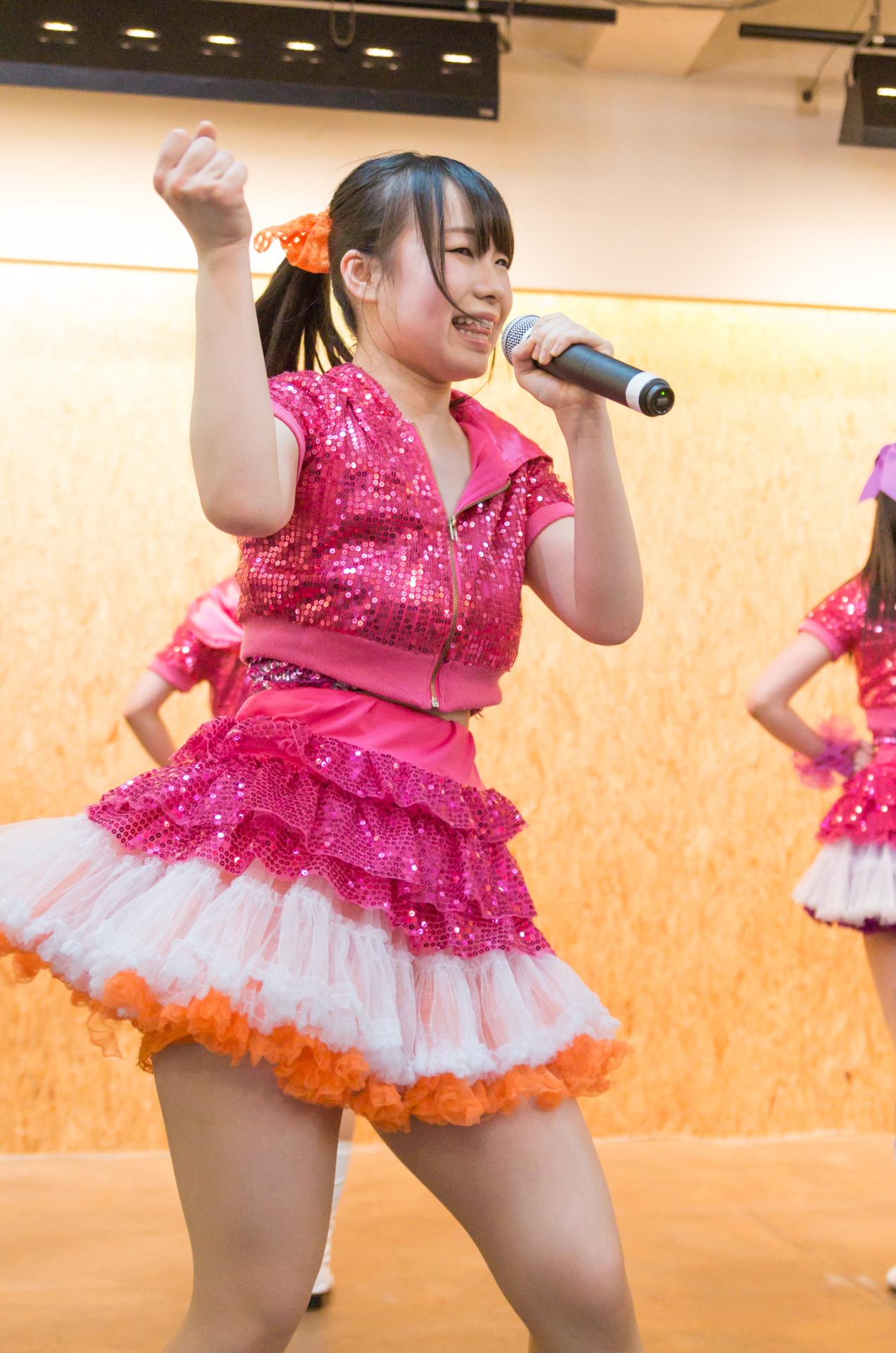 2代目Happy少女♪ やよたん ( 鈴木やよい ) | 苗の木Live&Party Vol.2