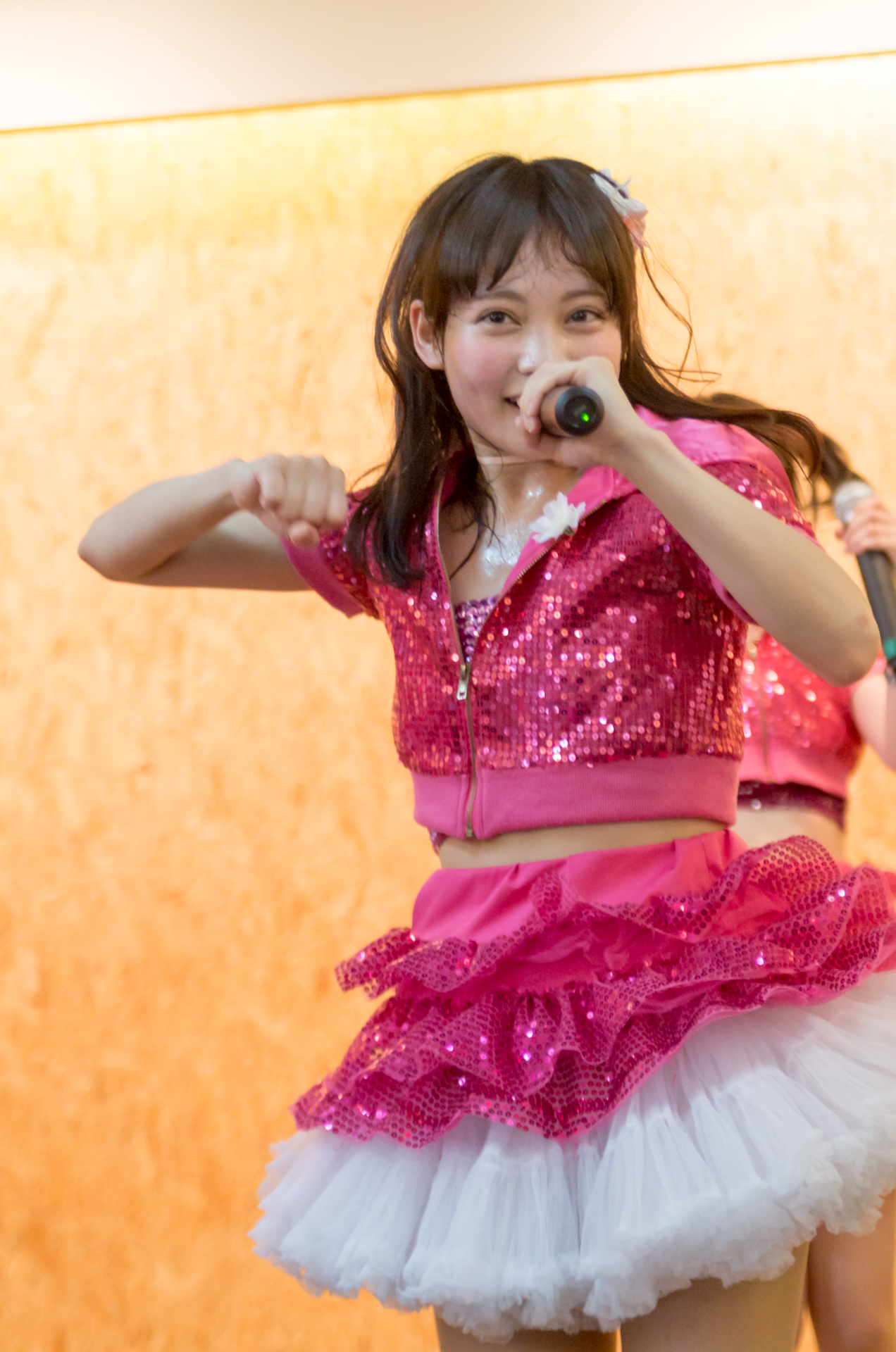 2代目Happy少女♪ ゆいな ( 宮崎ゆいな )   苗の木Live&Party Vol.2