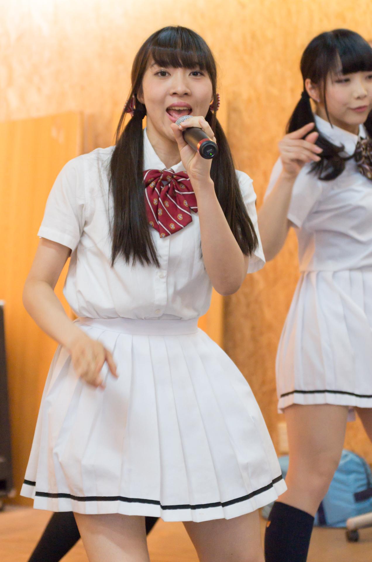 Teamくれれっ娘! 藤元志帆 | 苗の木Live&Party Vol.2