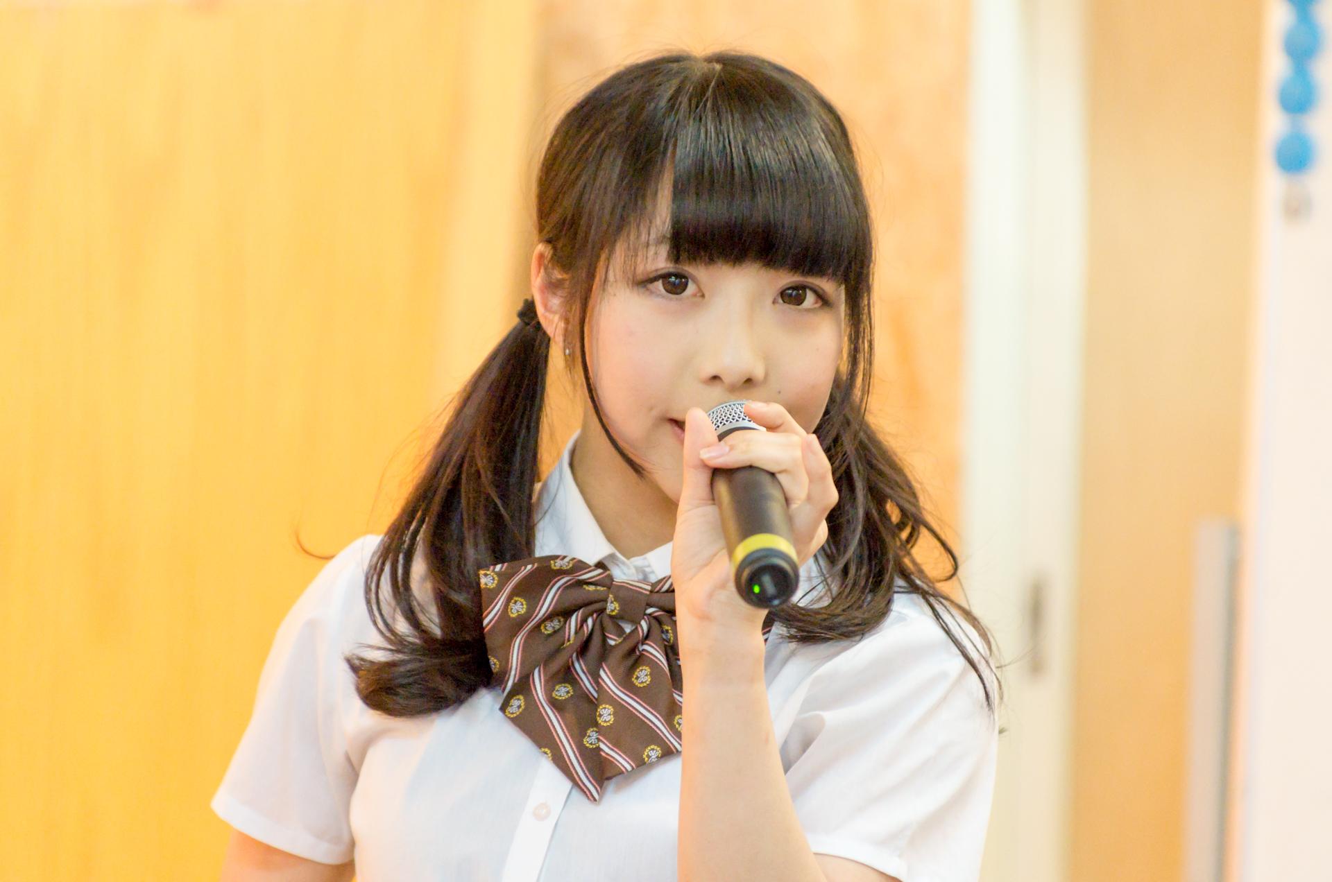 Teamくれれっ娘! 小林愛莉   苗の木Live&Party Vol.2
