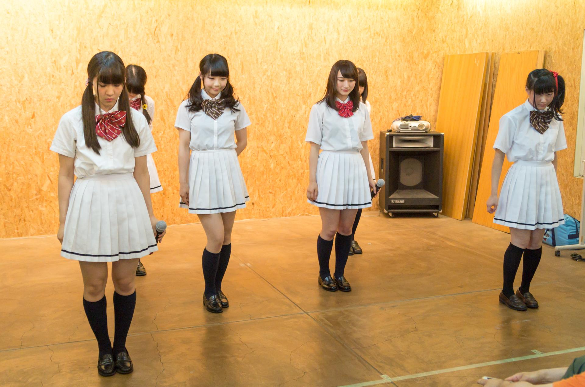 Teamくれれっ娘! | 苗の木Live&Party Vol.2
