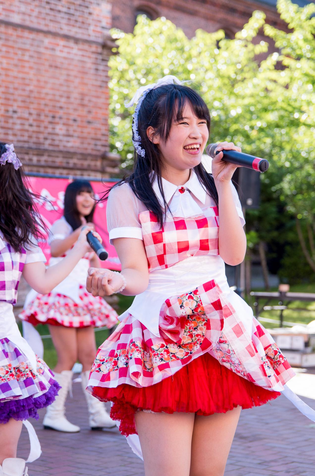 フルーティー♡ みさと ( 須藤美里 ) | アリオ札幌野外ライブ