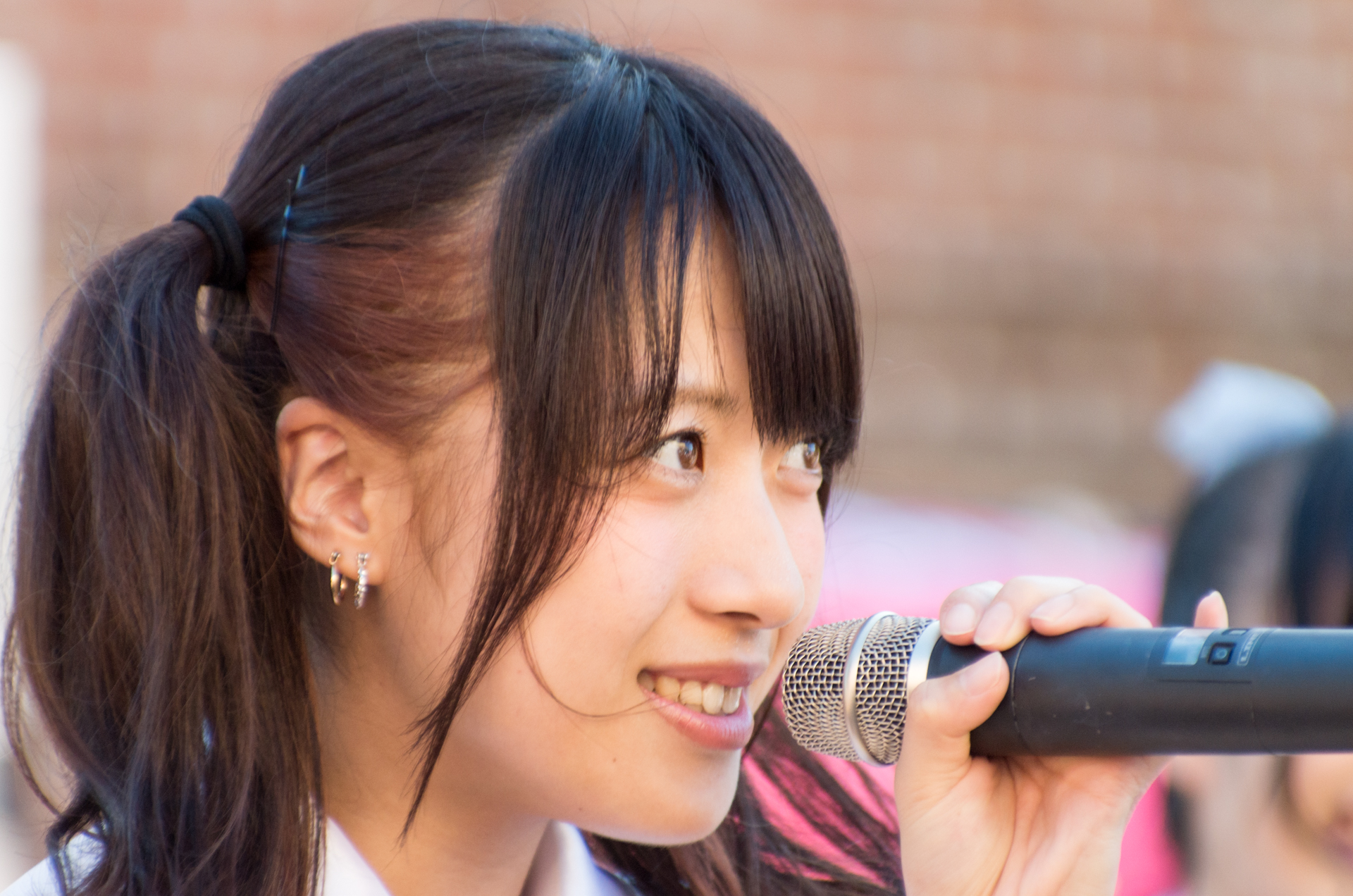 フルーティー♡ さい ( 北出彩 )   アリオ札幌野外ライブ