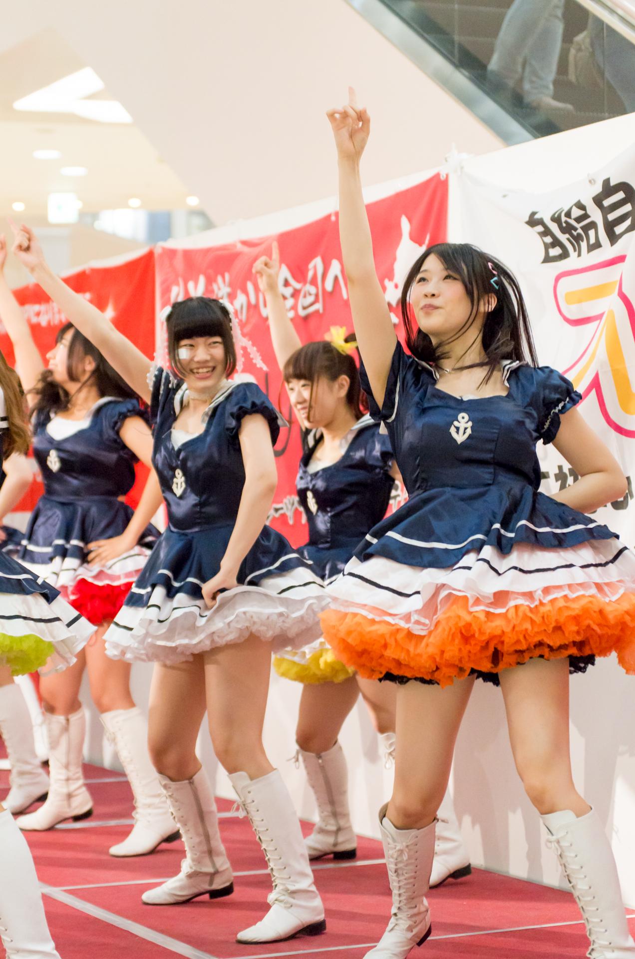 フルーティー♡ りなちる ( 藤堂理奈 ) | アリオ札幌ライブプロマンスリーライブ