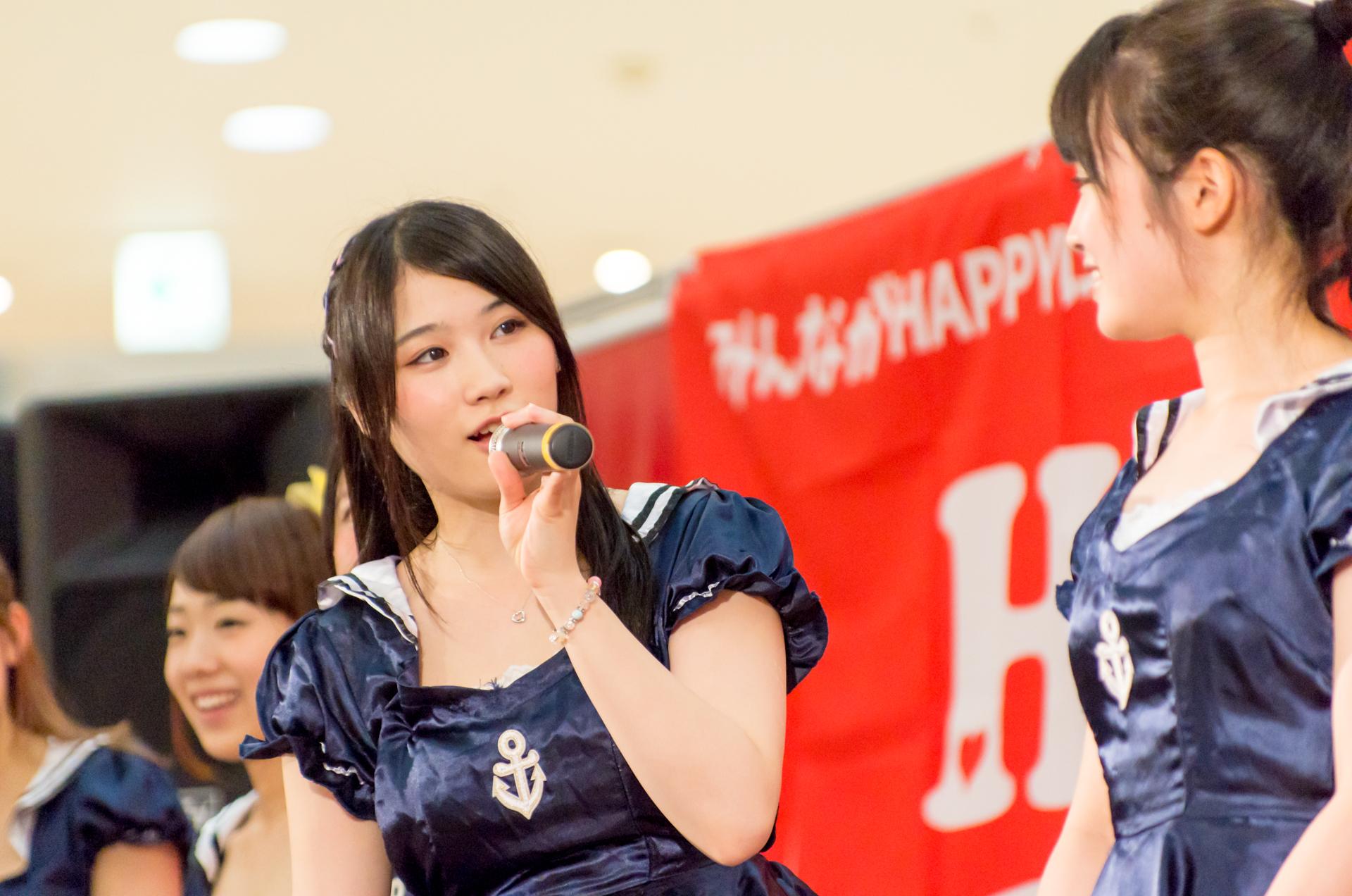 フルーティー♡ りなちる ( 藤堂理奈 )   アリオ札幌ライブプロマンスリーライブ