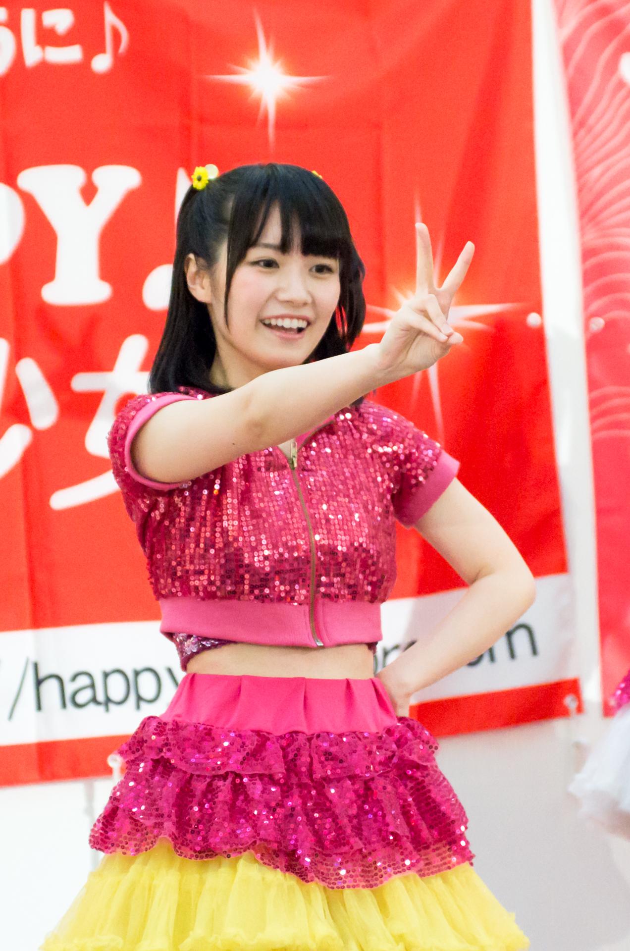 2代目Happy少女♪ みっちょ ( 本田みく ) | アリオ札幌ライブプロマンスリーライブ