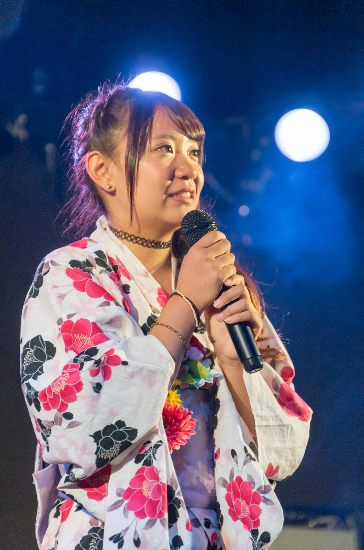 羽美 ( うみ ) | 苗の木Live vol.4~夏祭り~