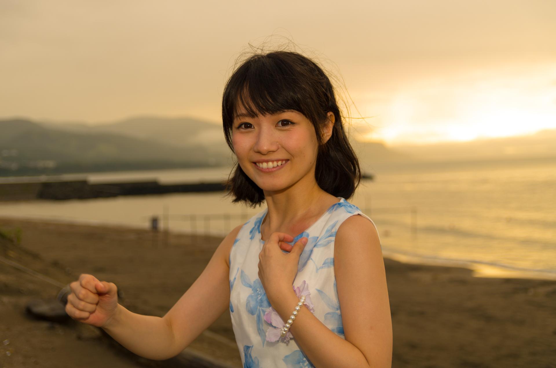 2代目HAPPY少女♪ みっちょ ( 本田みく ) | ライブプロ海イベント2016