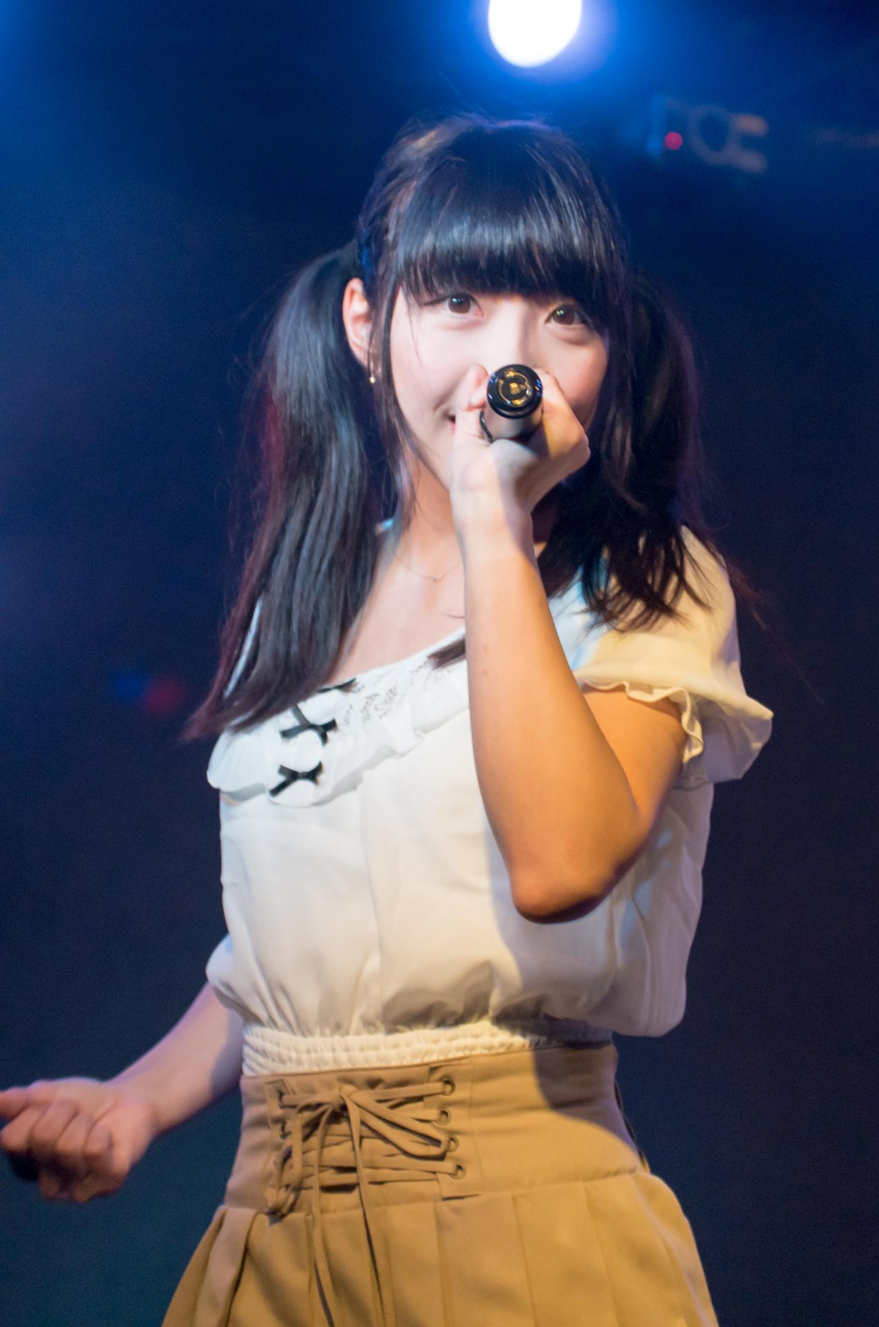 Teamくれれっ娘! 小林愛莉 | 苗の木Live vol.4~夏祭り~