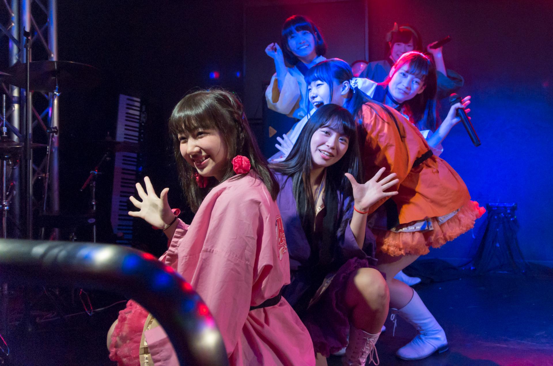 2代目HAPPY少女♪   苗の木Live Vol.5~秋の大収穫祭~