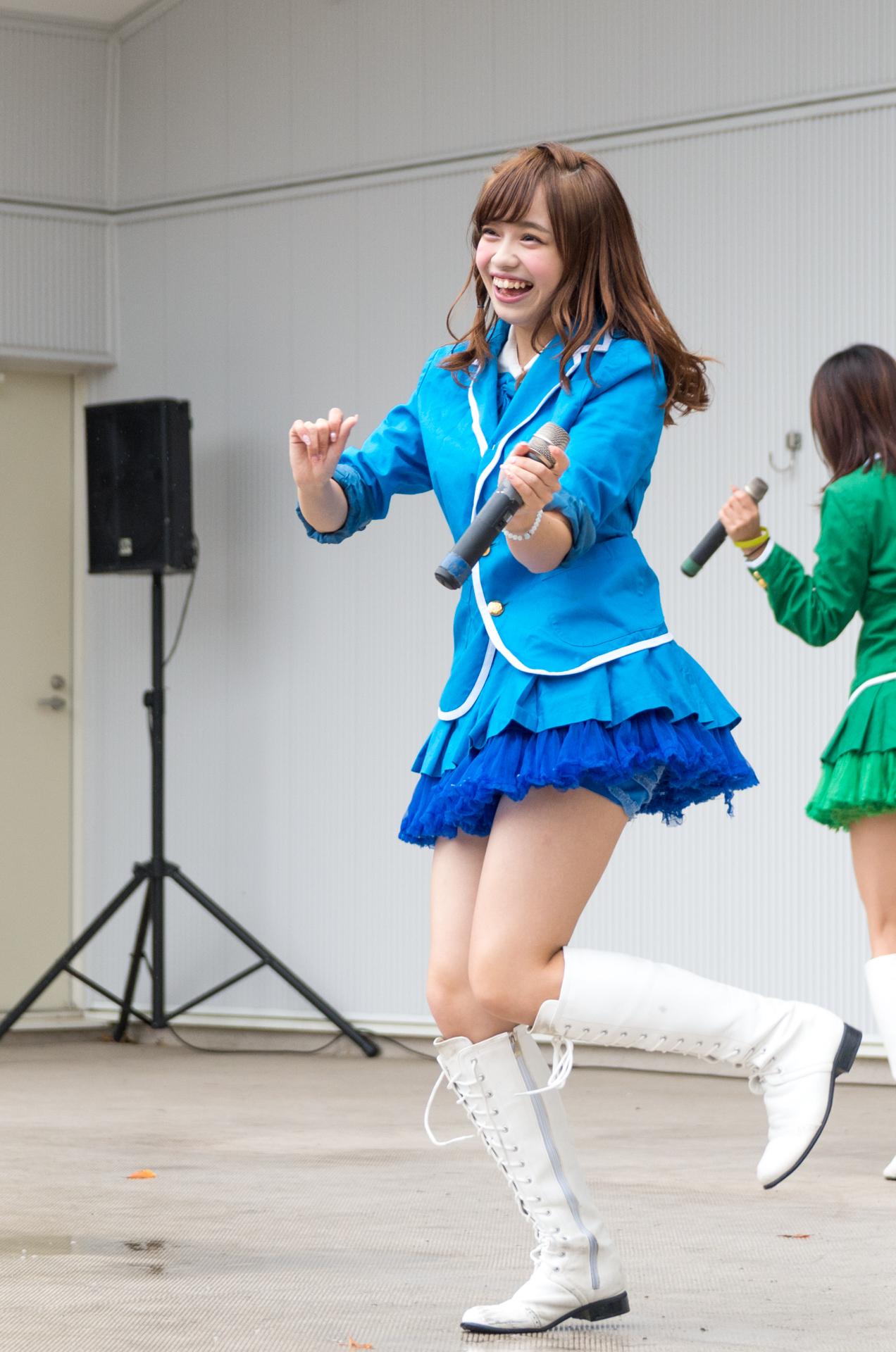 南幌町特産品少女 Speciality Girls   アイドルライブ in 円山動物園