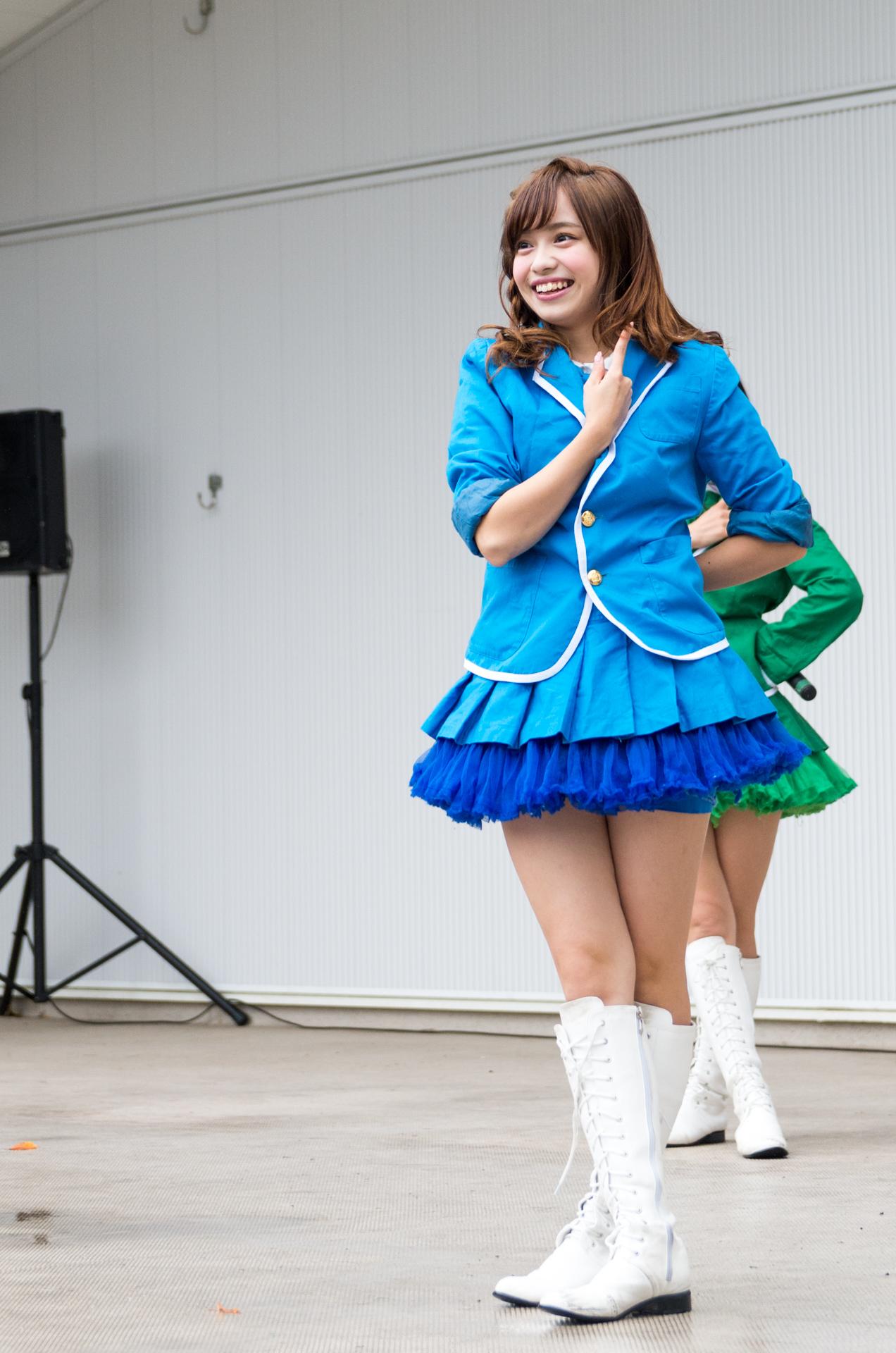 南幌町特産品少女 Speciality Girls 手塚星明