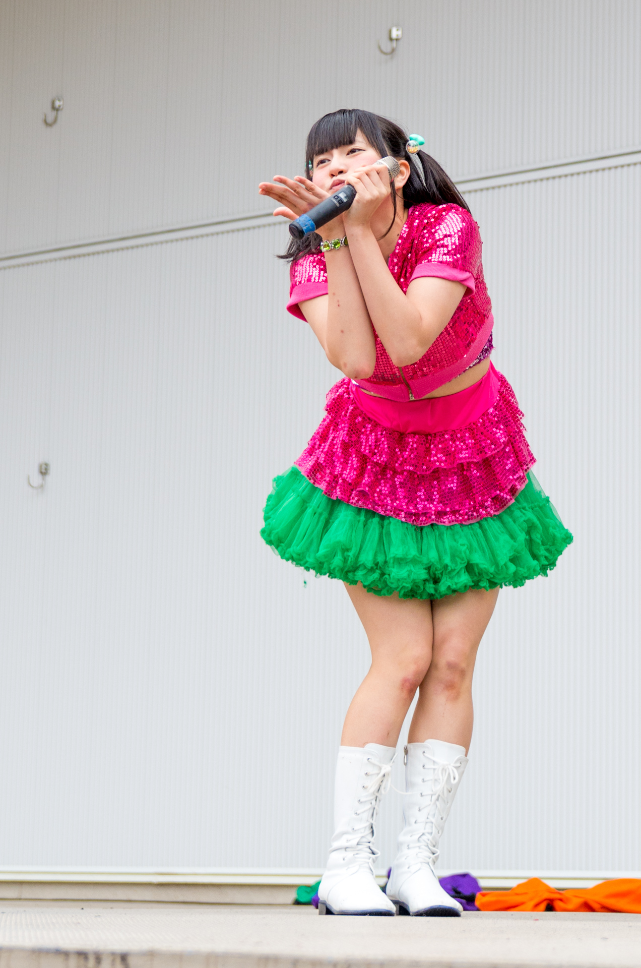 2代目HAPPY少女 新谷亜由美