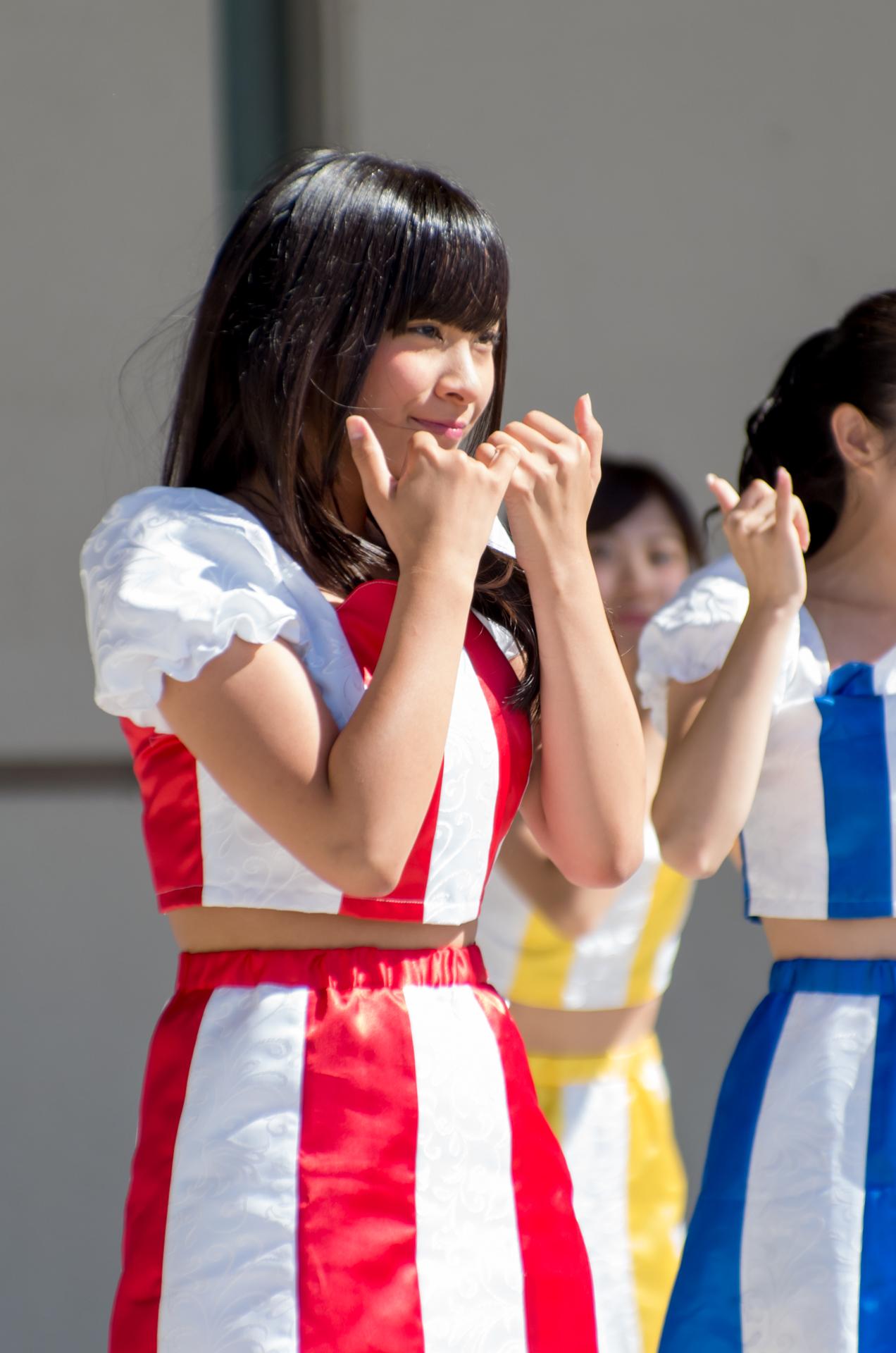 フルーティー♡ こりな ( 松本りな ) | くりさわ農業祭