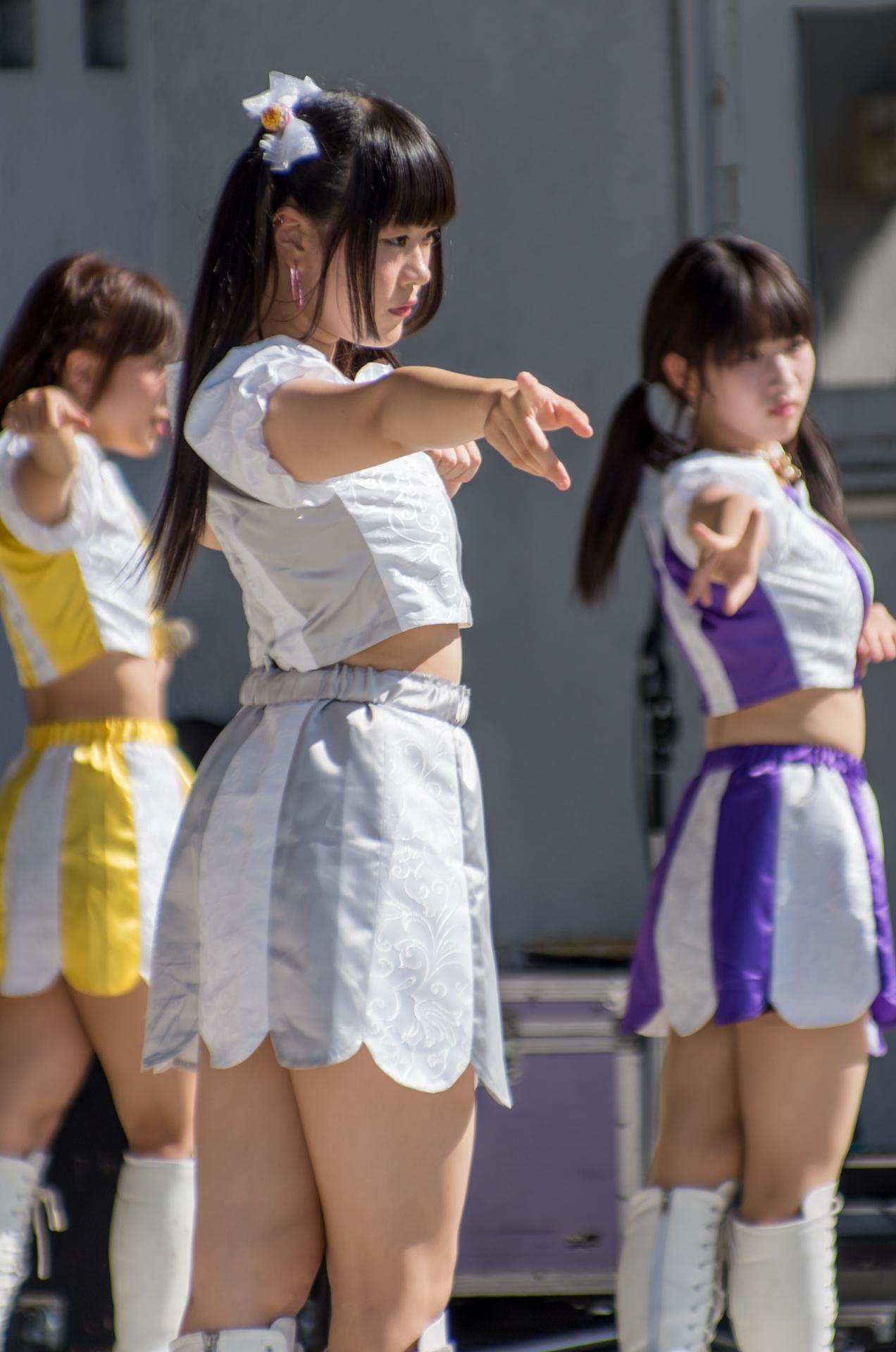 フルーティー♡ ほのさ ( 有村ほのさ ) | くりさわ農業祭