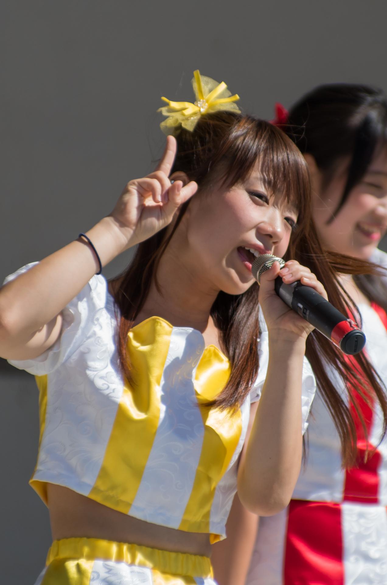 フルーティー♡ まい ( 伊藤舞 ) | くりさわ農業祭