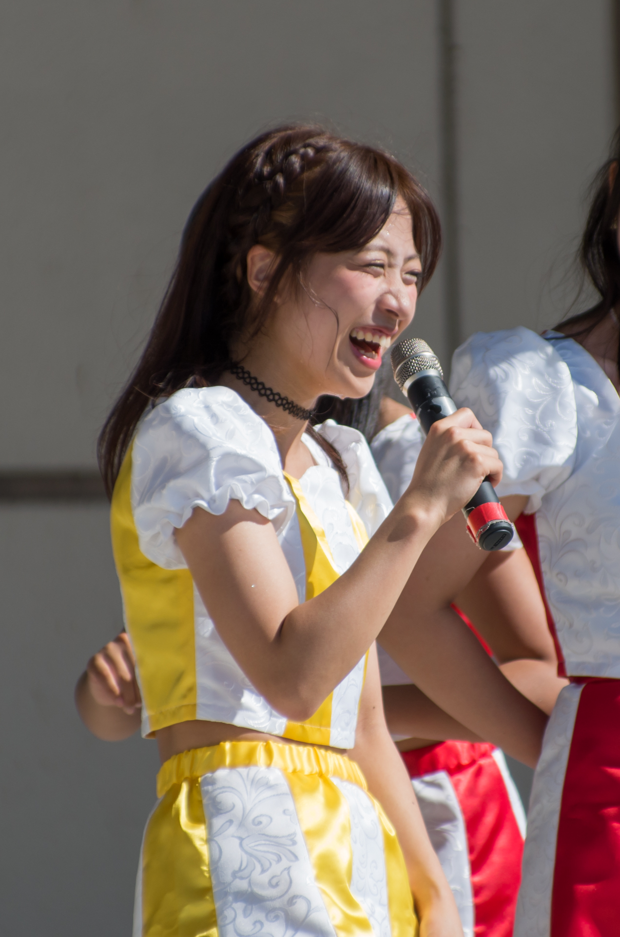 フルーティー♡ さい ( 北出彩 ) | くりさわ農業祭