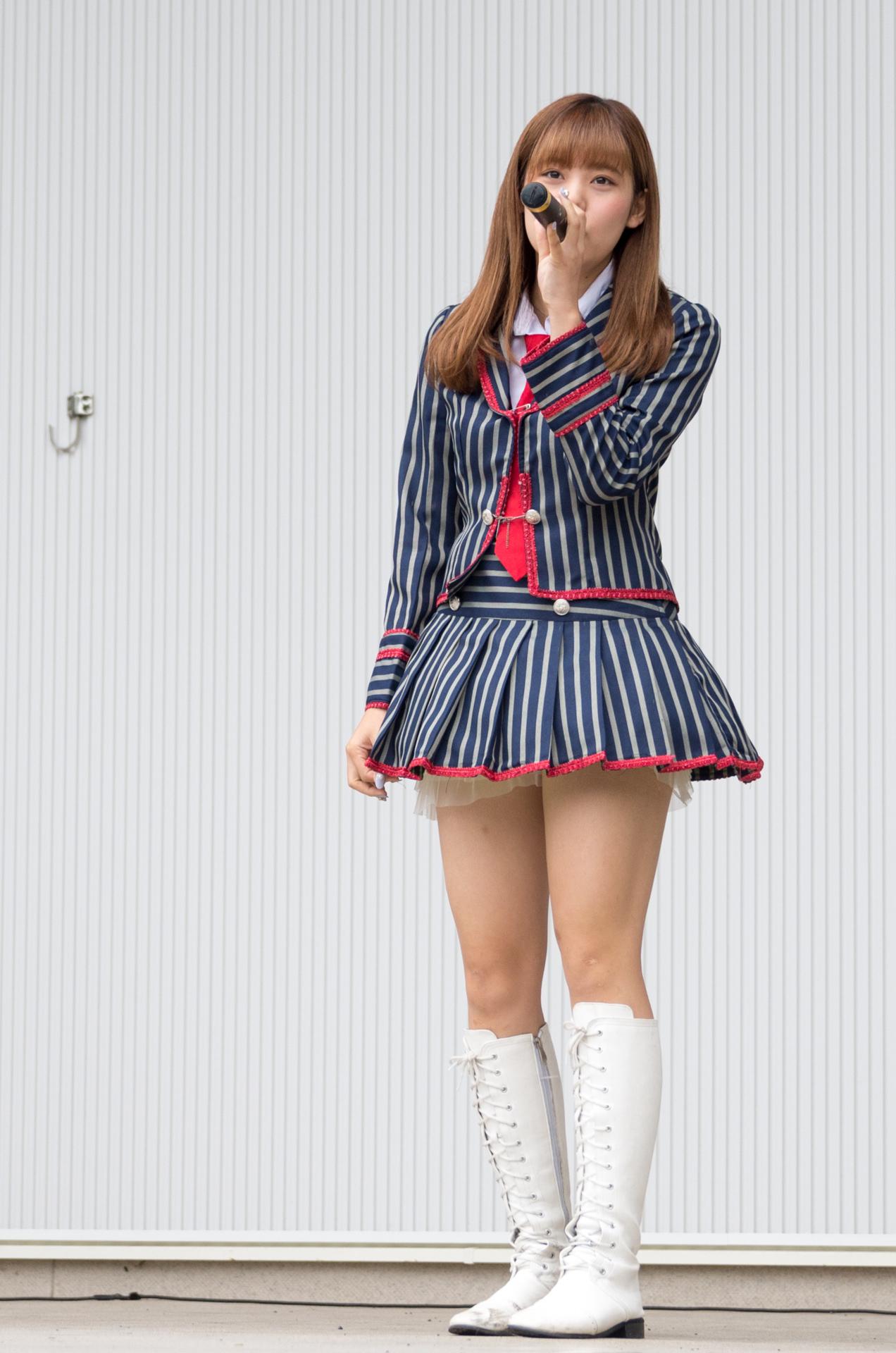 フルーティー♡ くるみ ( 原くるみ )   アイドルライブ in 円山動物園