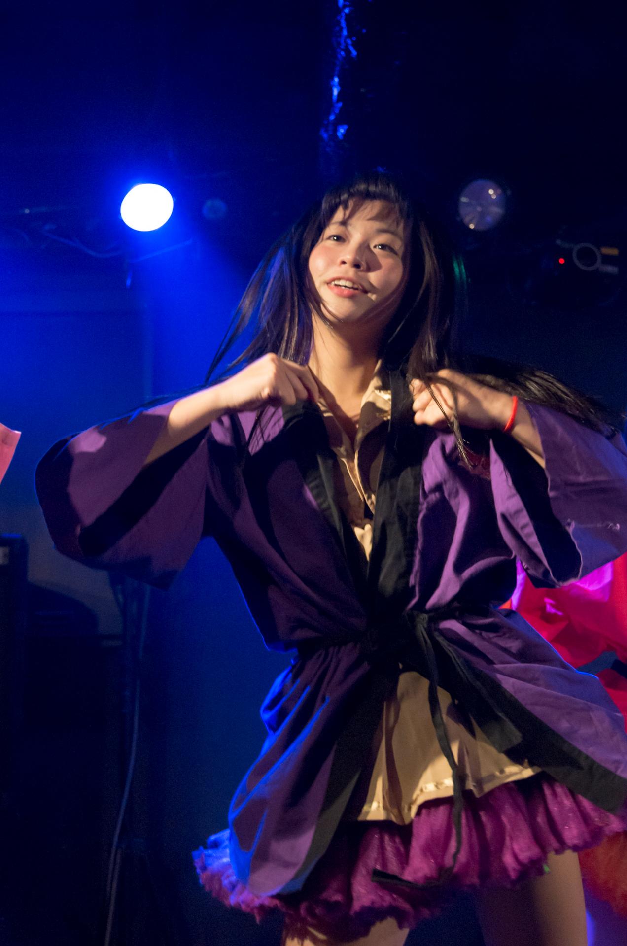 2代目HAPPY少女♪ きすみ ( 尾崎綺澄 ) | 苗の木Live Vol.5~秋の大収穫祭~