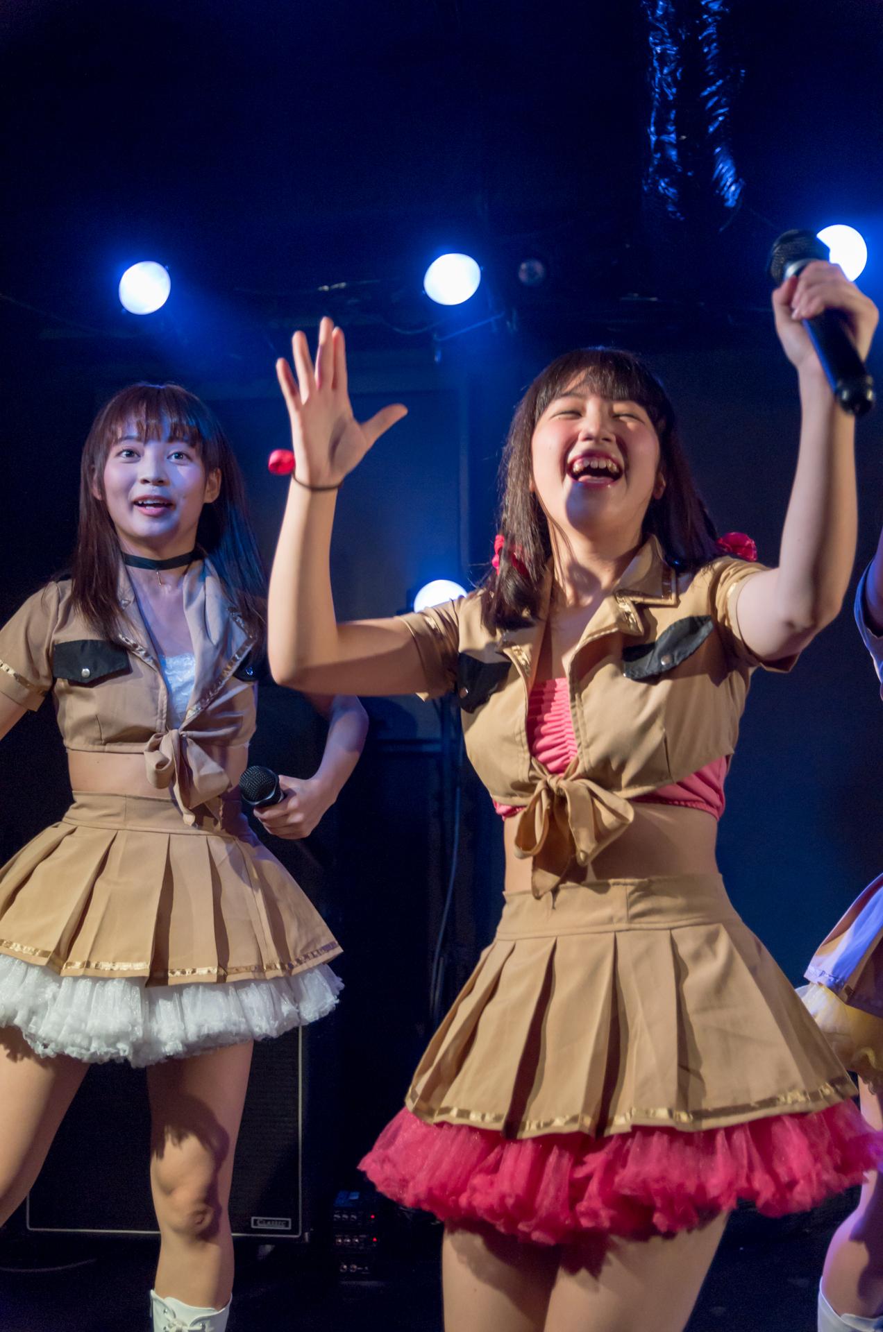 2代目HAPPY少女♪ きょうか ( 山田京佳 ) | 苗の木Live Vol.5~秋の大収穫祭~