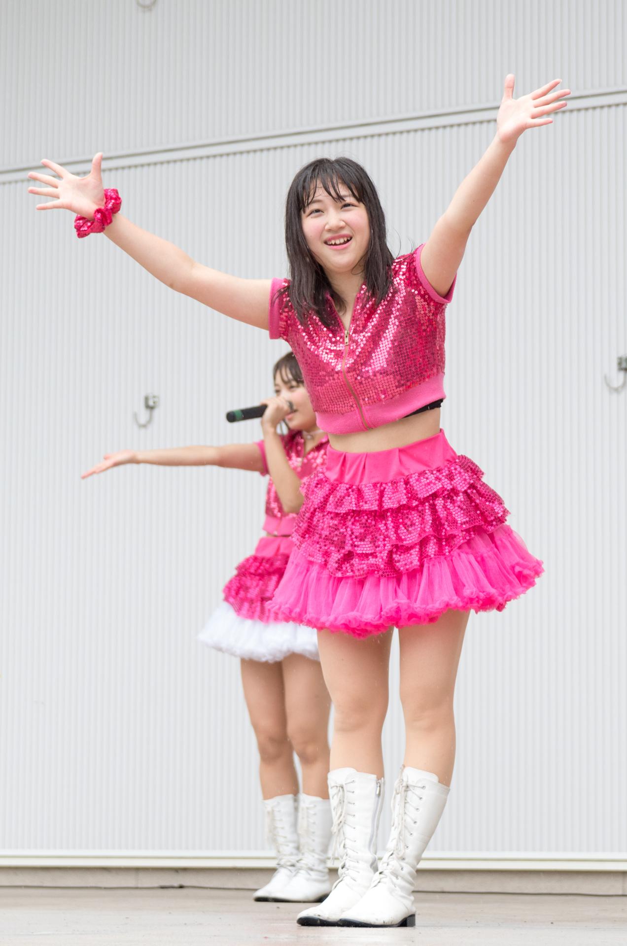 2代目HAPPY少女 山田京佳