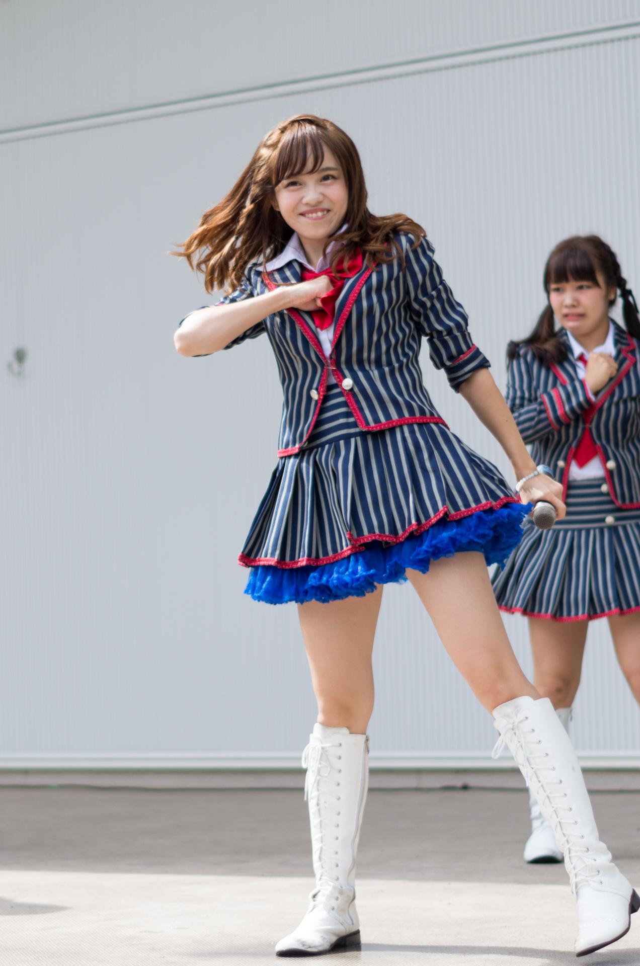 フルーティー♡ せいあ ( 手塚せいあ )   アイドルライブ in 円山動物園