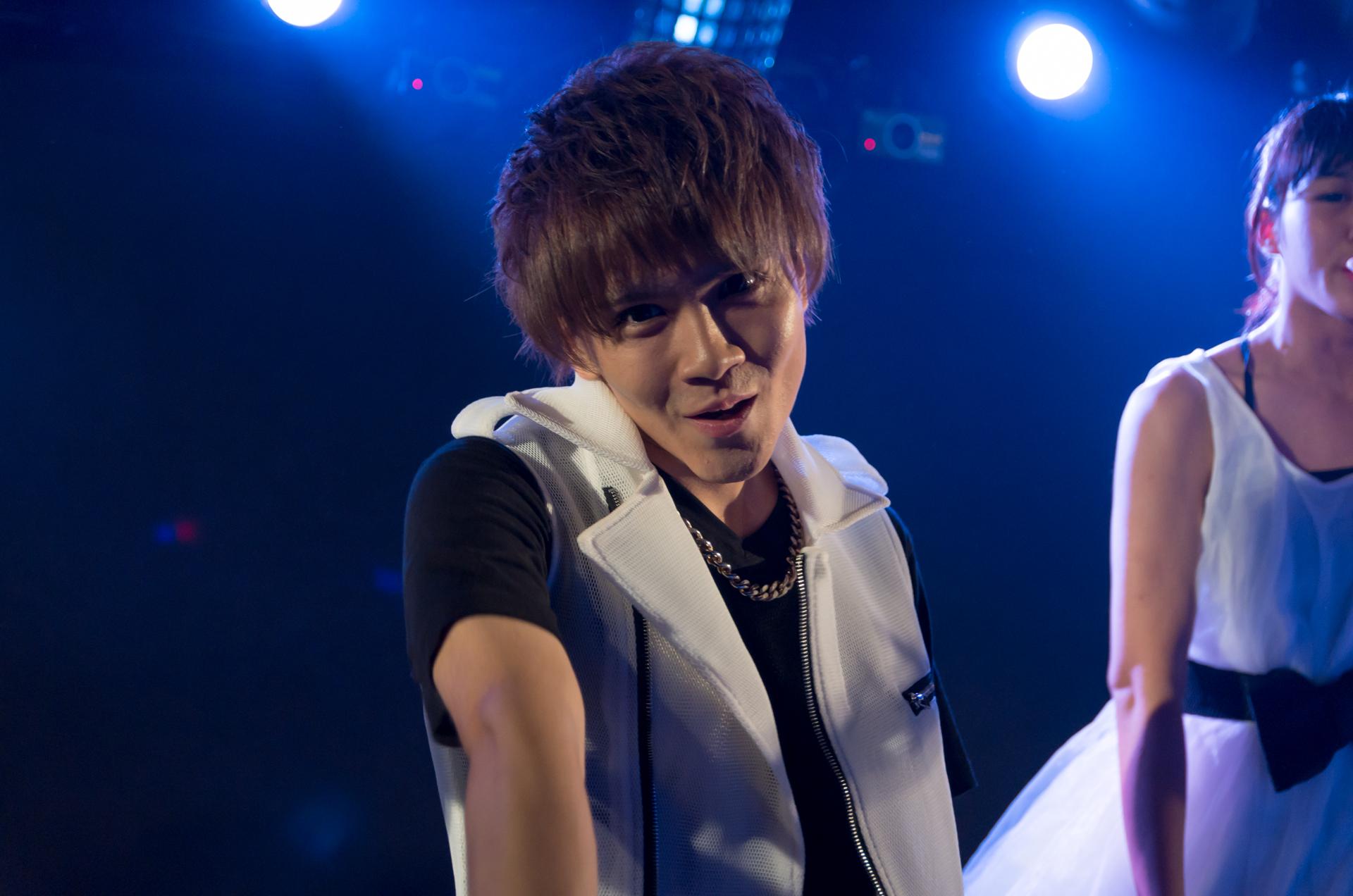 aR-sol TATSUYA   苗の木Live Vol.5~秋の大収穫祭~