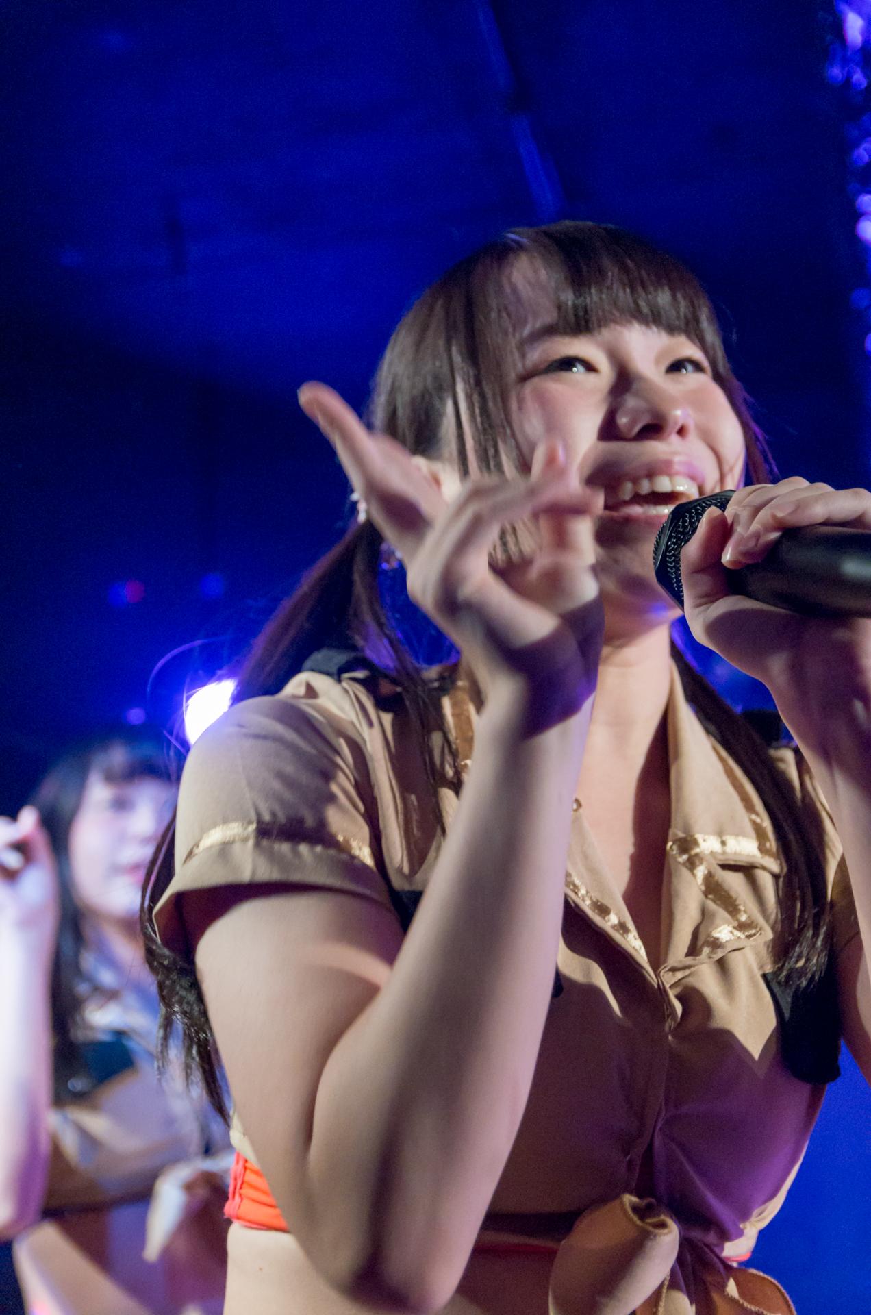 2代目HAPPY少女♪ やよたん ( 鈴木やよい ) | 苗の木Live Vol.5~秋の大収穫祭~