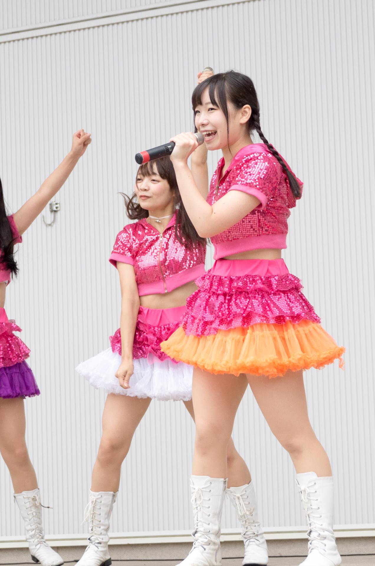 2代目HAPPY少女 鈴木やよい