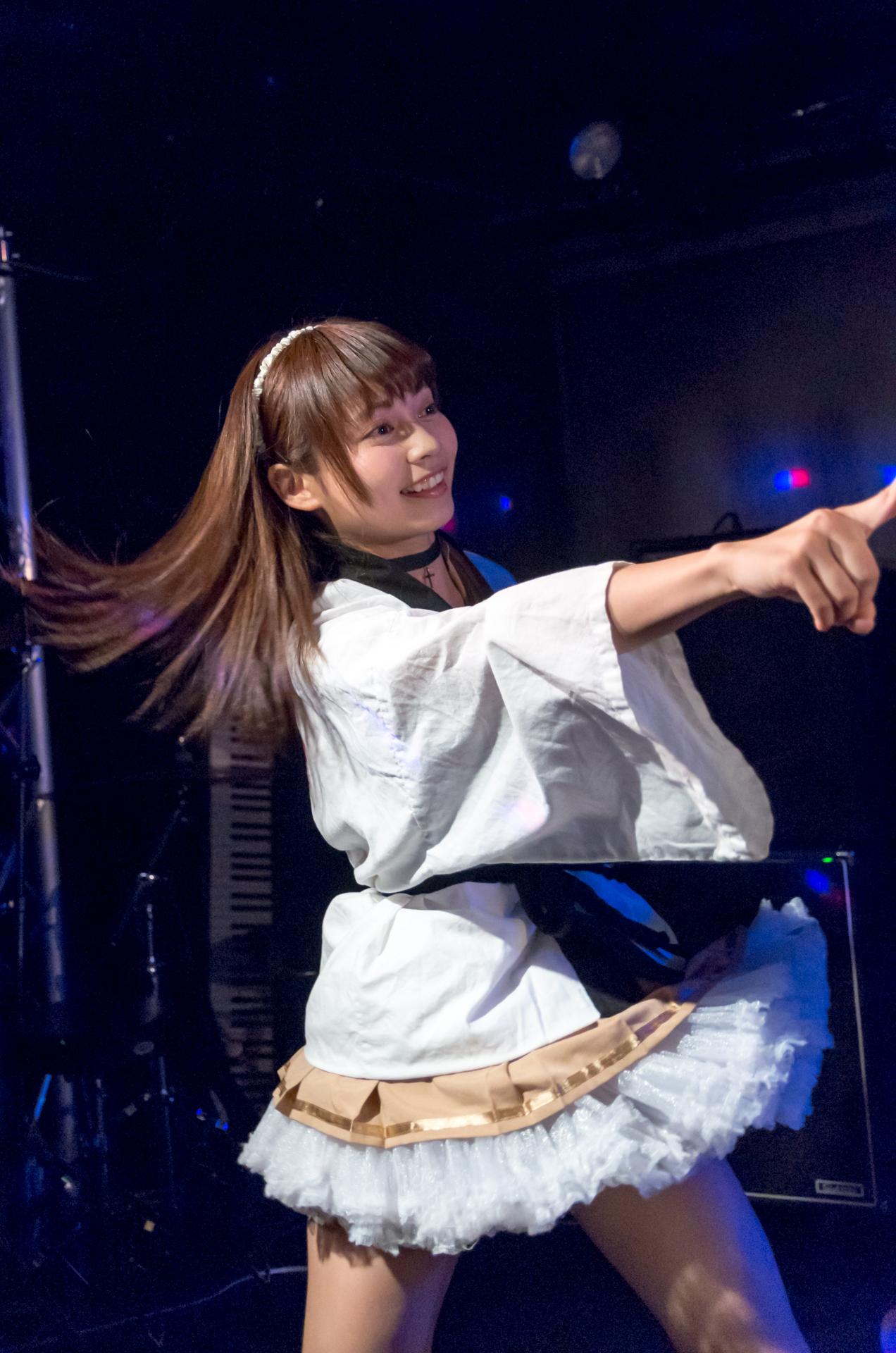 2代目HAPPY少女♪ ゆいな ( 宮崎ゆいな ) | 苗の木Live Vol.5~秋の大収穫祭~
