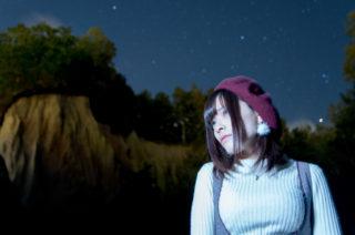 石山緑地にて - chiaki