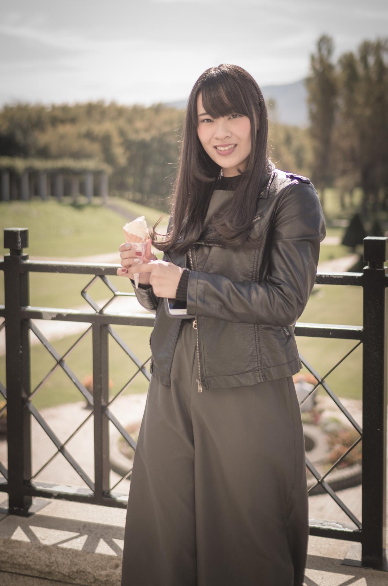 フルーティー♡ こりな ( 松本りな ) | 前田森林公園「モデルプロ撮影会」