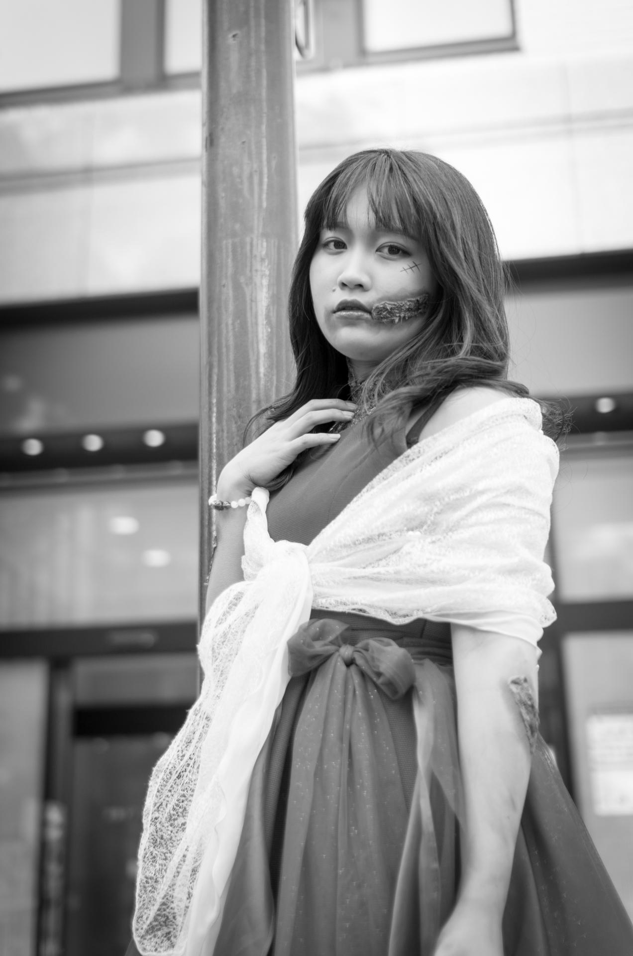 フルーティー♡ みさと ( 須藤美里 ) | さっぽろハロウィン2016