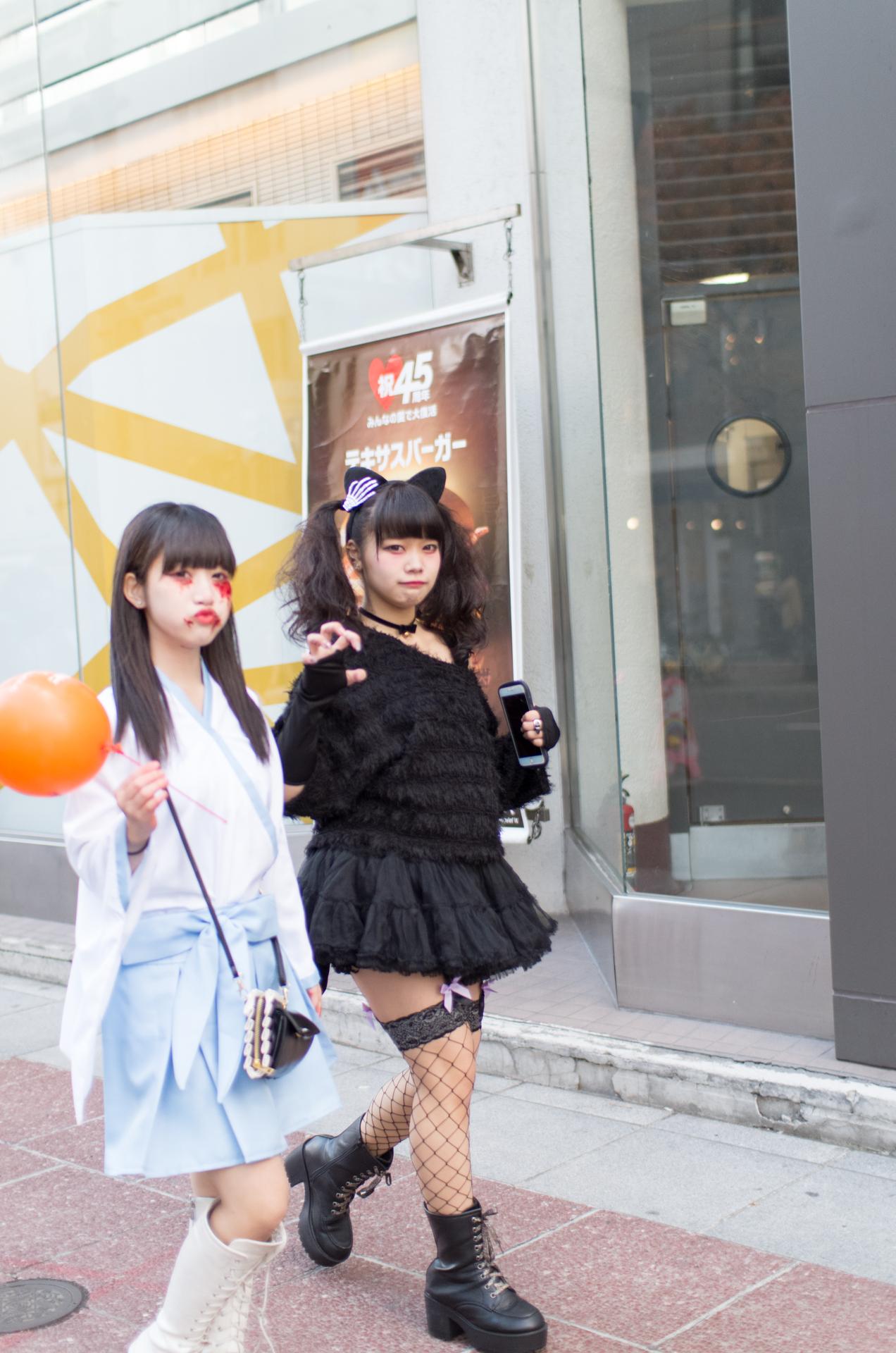 フルーティー プりな ( 黒澤里那 ) & おまる ( 佐藤祐歌 )