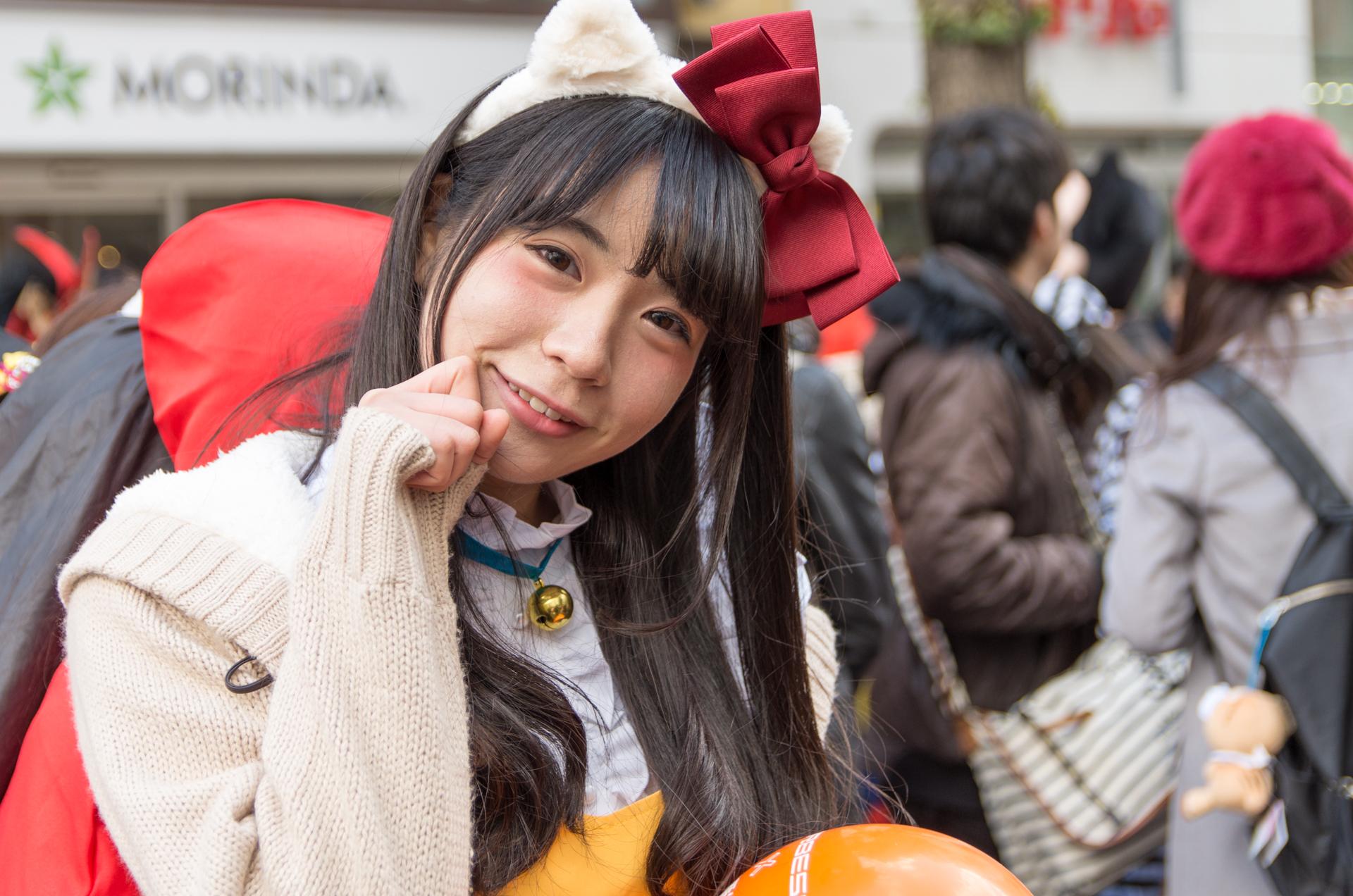 2代目HAPPY少女♪ きすみ ( 尾崎綺澄 )   さっぽろハロウィン2016